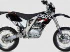 AJP PR4 200 Enduro Pro, Supermoto